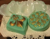 Hand Made Scented Soap Angel's Wings Scent