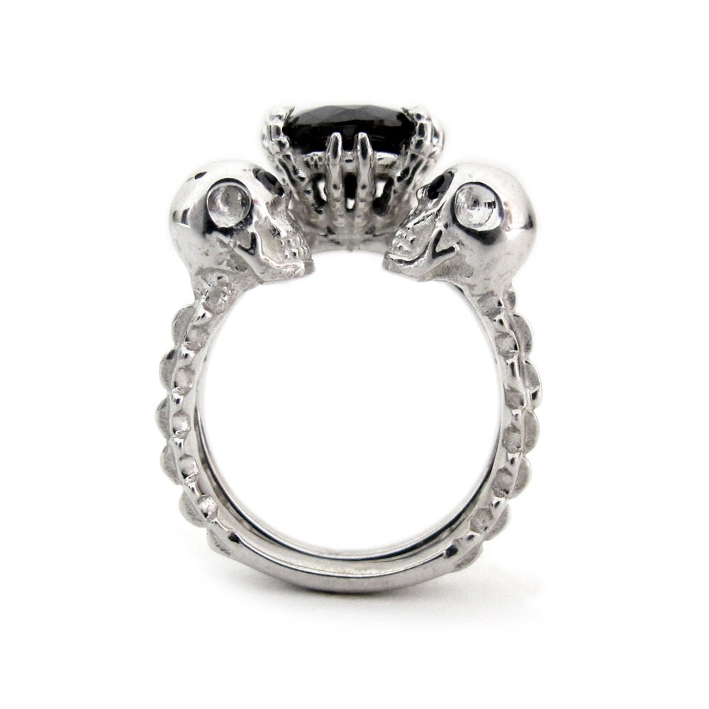 Diamond Skull Jewelry