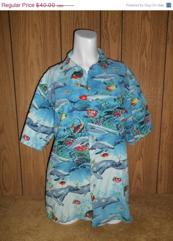vintage clothing sale vintage hawaiian by ateliervintageshop