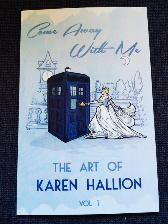 The Art of Karen Hallion, Vol1. (Item 06-321)
