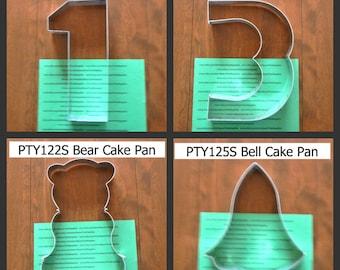 items similar to pillow cake pans baking tools supplies wedding