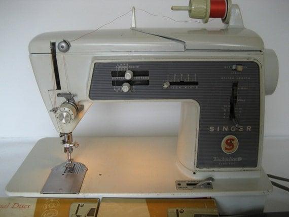 singer sewing machine model 600e