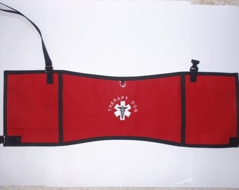 Therapy Dog Vest
