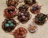 Whimsical Wire Nest Tutorial PDF - INSTANT Download