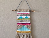 Hand Woven Weaving Wall Hanging