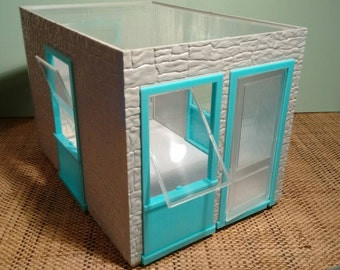 Spot-On Jenny's Home Modular Room 1960s