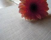 Hemp Linen Table Runner,  14 x 58, Table Linens, Home Decor, Natural, Rustic, Cottage