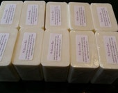 10 lb CREAMY GOAT'S MILK Melt And Pour Soap Base Goats Goat Glycerin 100 All Natural Wholesale Bulk