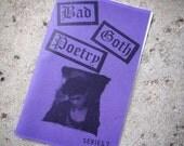 Bad Goth Poetry Zine-Volume 2