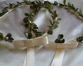 Orthodox Wedding Crowns, Stefana, Greek Wedding Crowns, Ivory Stefana, Grecian Crowns, Boxwood Stefana