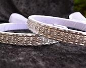Greek Stefana, Silver Stefana, Greek Orthodox Crowns, Wedding Stefana, Stefana Traditional, Wedding Crowns, Greek Wedding Ceremony