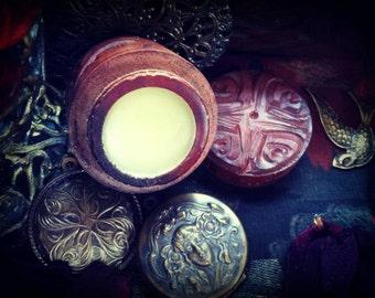 Paradise Found Perfume Solid - Tahitian Vanilla Coconut Citrus Floral