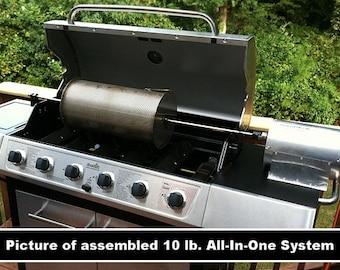 supremeROAST-BBQ 10 lb. Capacity Coffee Roaster Roasting System