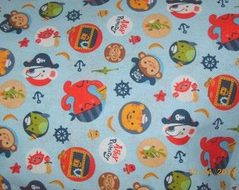 SALE     -----   Pirates  Pillowcase