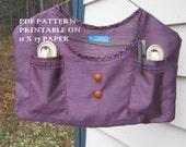 Vintage Clothespin Bag Pa...