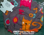 Crazy Catnip Play Mats
