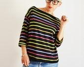 T shirt in cotton, tops for women, women clothing