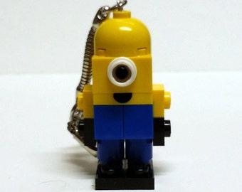 One Eyed Min Keychain