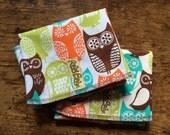 Lunch Wrap. Sweedish Owls