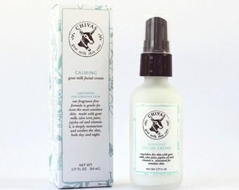 Calming Facial Cream (for sensitive skin)