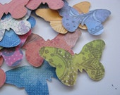 Simple Butterfly Stickers - Vita