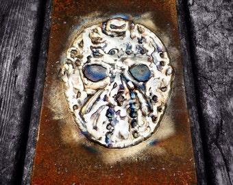 Jason's Mask, Tattooed Metal