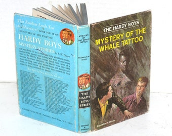Hardy Boys and Nancy Drew - Mystery of the Whale Tattoo - AND  Nancy Drew - Secret of the Old Clock