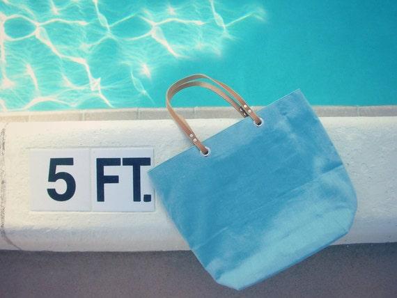 Vacation Bag, Linen Tote Bag, Beach Bag, Large Tote, Linen Handbag for Women, Resort Tote, Simple Bag, Casual Bag