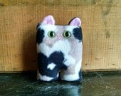 Calico Cat Nubbin - Made To Order