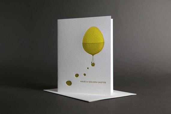 Easter Hot Air Balloon