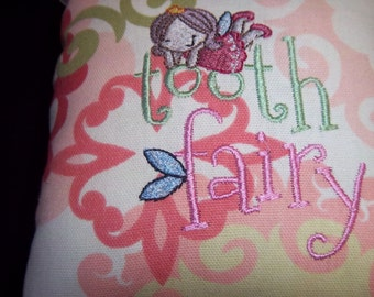 811 Tooth fairy pillow