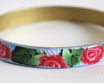 handmade bracelet, Beaded Bracelet, Statement Bracelet, Bangle Bracelet, Bracelets for Women, Ready to Ship, handmade jewelry, gift for her