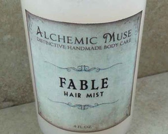 Fable - Hair Mist - Wild Strawberry, Woodland Rose, Enchanted Woods - Limited Edition