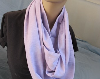 Sale - Lilac Cowl/Circle Scarf/Infinity Scarf (4349)