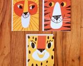 Big Cat Cards