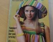 Simplicity Pattern Book - Summer 1967