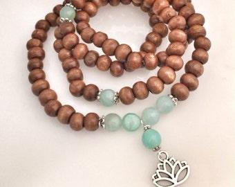 SERENITY - Mala Beads