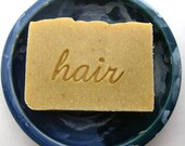 Lemon Vanilla Shampoo Bar - Aloe Vegan Shampoo Bar