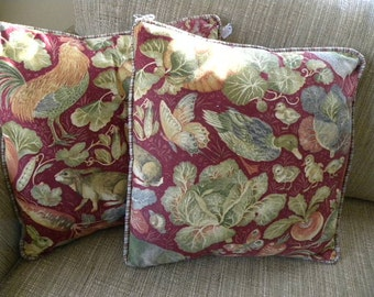 Hand Made Decorative Pillows Envelope Design