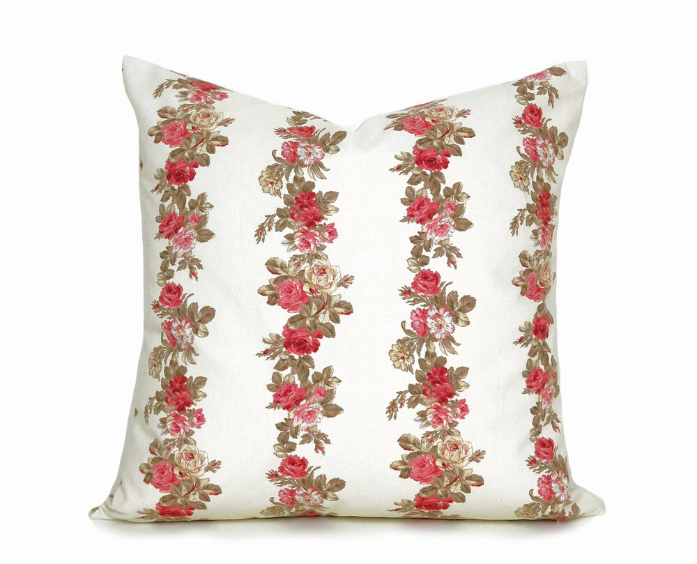 French Shabby Chic Pillows : French Country Pillows Farmhouse Pillow Shabby Chic Pillow