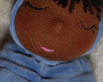 "11"" Baby Bundles Waldorf Doll"