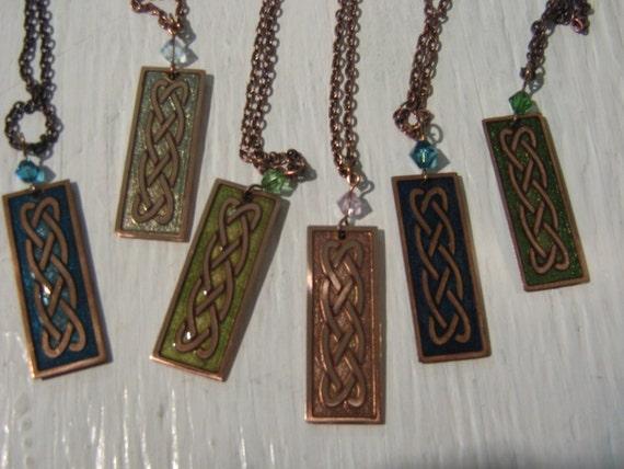 Celtic Knotwork Necklace 1