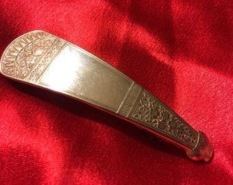 Spoon Barrette  Westminster  1902