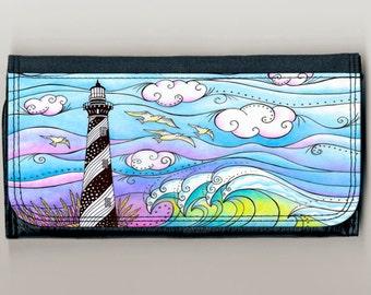 Hatteras Waves Wallet