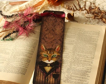 Bookmark - Sir Harold and His Mouse Betty