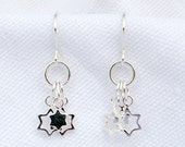 Sterling Silver Star of D...