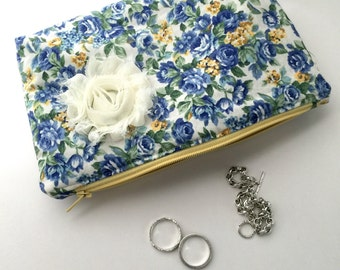 Jewelry Storage Bag. Anti Tarnish Organizer. Jewelry Box