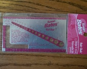 Susan Bates Knit-Chek - Gauge Ruler and Needle/Hook Sizer All in One