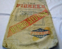 Popular items for pioneer seed corn on Etsy