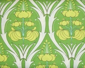 Amy Butler, Soul Blossoms, Passion Lily, Fern, Rowan Westminster Fabrics, Designer Cotton Quilt Fabric, Green Fabric, Quilting Fabric